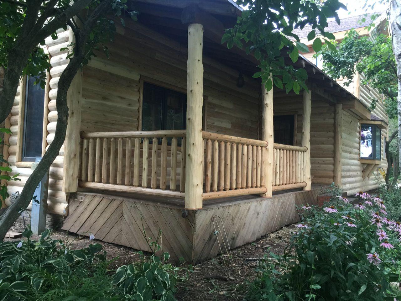 Log Siding Sales Amp Installation Doyle Log Home Services Inc