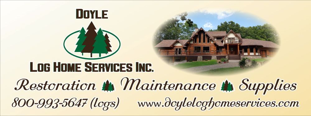 Doyle Log Home Services inc.