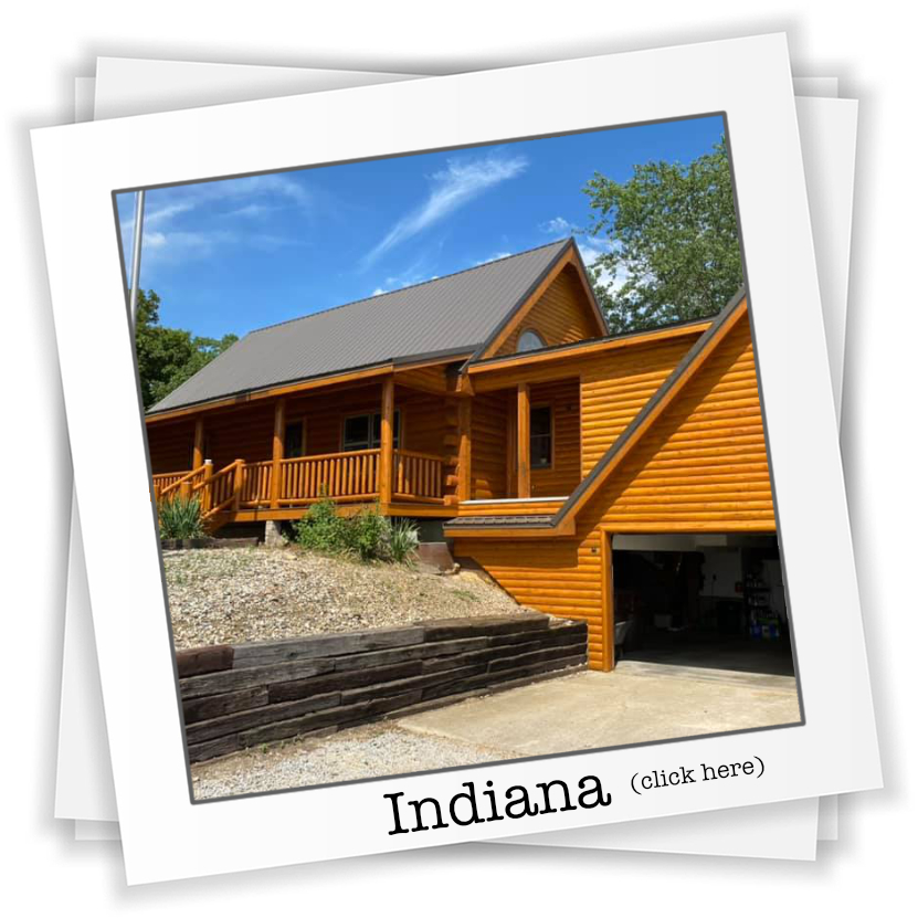 Log Home Projects