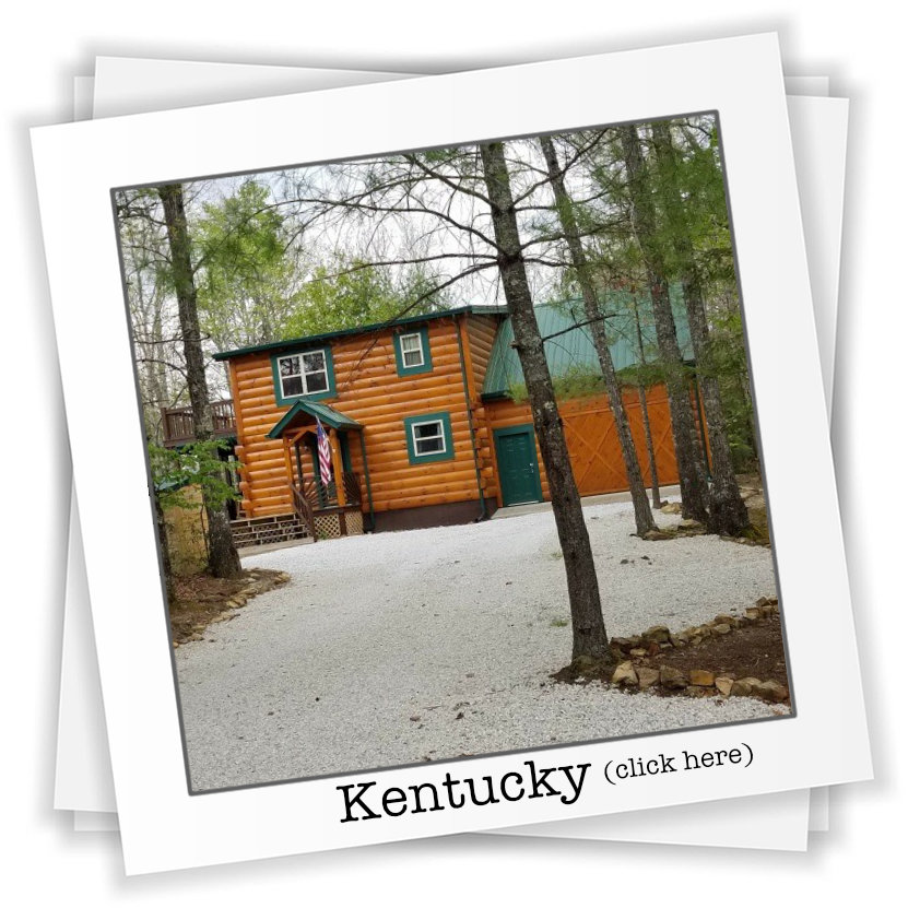 Kentucky log home restoration